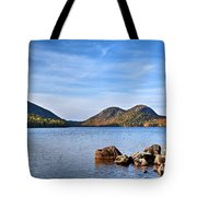 Jordan Pond No. 2 - Acadia - Maine Tote Bag