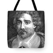 Joseph De Tournefort, French Botanist Tote Bag