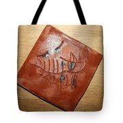 Journeys 10 - Tile Tote Bag