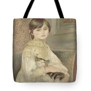 Julie Manet Tote Bag