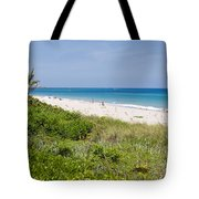 Juno Beach In Florida Tote Bag
