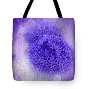 Just A Lilac Dream -4- Tote Bag by Issabild -