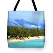 Kailua Beach Hawaii Tote Bag