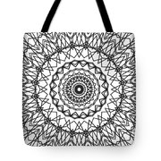 Kaleidoscope 706 Tote Bag