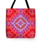 Kaleidoscope 9 Tote Bag