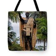 Kamehameha The Great Tote Bag