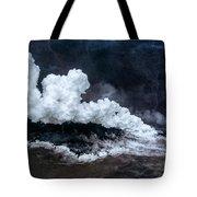 Kapoho Ocean Entry Tote Bag