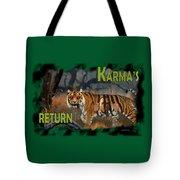 Karmas Return Tote Bag