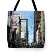 Karney Street San Francisco  Tote Bag