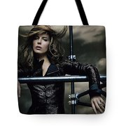 Kate Beckinsale Tote Bag