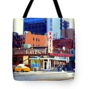 Katz's Delicatessan Tote Bag