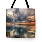 Kayaker's Dream Tote Bag