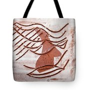 Keli - Tile Tote Bag