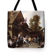 Kermis On St. George's Day Tote Bag