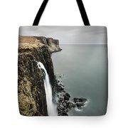 Kilt Rock Waterfall - Isle Of Skye Tote Bag