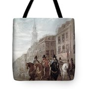 King Charles II Of England Tote Bag