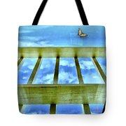 kingdom of Sky Tote Bag