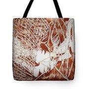 Kiss - Tile Tote Bag