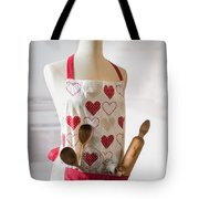 Kitchen Apron Tote Bag