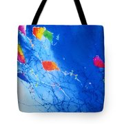 Kite Sky Tote Bag