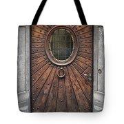 Knock Knock Tote Bag