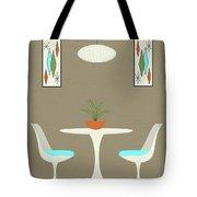Knoll Table Tote Bag