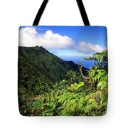 Koolau Summit Trail Tote Bag
