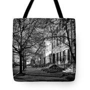 La Fayette Park - Washington D C Tote Bag