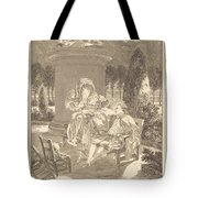 La Soiree Des Thuileries Tote Bag