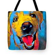 Labrador Retriever 2 Tote Bag