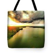 Lake Jordan Tote Bag