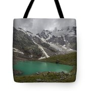 Lake Locce And Monte Rosa - Piedmont / Italy Tote Bag