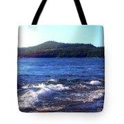 Lake Superior Landscape Tote Bag