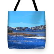 Lake Tahoe  Tote Bag