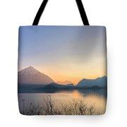 Lake Thun - Switzerland Tote Bag