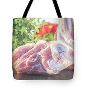 Lamb Shank Tote Bag