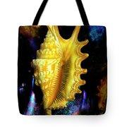 Lambis Digitata Seashell Tote Bag