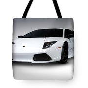 Lamborghini Murcielago Lp640 Coupe Tote Bag