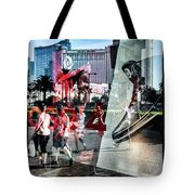 Las Vegas Strip 0231 Tote Bag