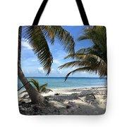 Laughing Bird Caye Tote Bag