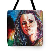 Laura Jane Grace Tote Bag