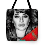 Lea Michele Collection Tote Bag