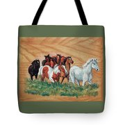 Leaders Tote Bag by Jean Ann Curry Hess