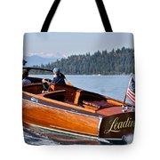 Leading Lady Tote Bag
