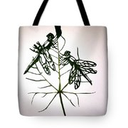 Leafcarving Tote Bag