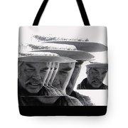 Lee Marvin Monte Walsh Variation 2 Old Tucson Arizona 1969-2012 Tote Bag