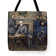 Lees Surrender, 1865 Tote Bag