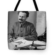 Leon Trotsky (1879-1940) Tote Bag