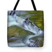 Letchworth Falls Sp Wolfe Creek Tote Bag