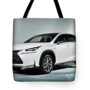 Lexus Nx 300h F Sport 2014 1920x1200 010 Tote Bag